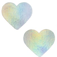 Heart Pasties in Prism