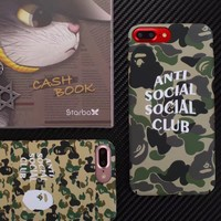 Hot Deal Cute Stylish Iphone 6/6s On Sale Apple Iphone Camouflage Phone Case [10946690119]