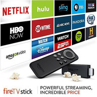 Amazon Fire Stick With Free Movies and TV Shows