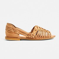 UO Woven Open-Toe Sandal | Urban Outfitters