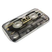 Worldshopping Retro Tape / CD Cassette Recorder Style Hard Plastic Skin Case Back Cover for Samsung Galaxy S3 SIII i9300 and Free Accessory:Amazon:Cell Phones & Accessories