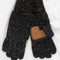 Fairbanks Smart Tip Gloves - Black