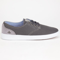 Emerica The Romero Laced Mens Shoes Grey  In Sizes