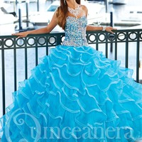 Quinceanera Collection 26752 by House of Wu   Quinceanera Dresses   Quince Dresses   Dama Dresses   GownGarden.com