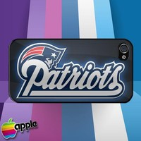 England Patriot NFL American Football Logo iPhone 4 or iPhone 4S Case