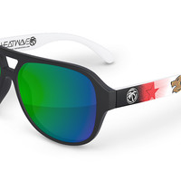 Supercat Sunglasses: The California Republic Customs