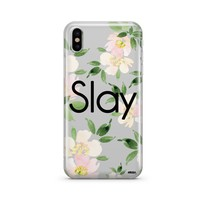 Slay - Clear TPU Case Cover