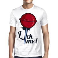 Lick Me Lollipop T-Shirt