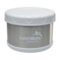 LunchBots Thermal Stainless Steel Insulated Food Container 16 oz.