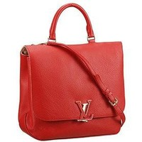Louis Vuitton Volta Red Bag