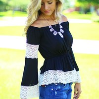 Hide & Go Chic Top