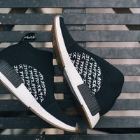Adidas NMD CS1 United Arrows & Sons CG3604 ( All Size ) City Sock PK V2 OG Boost