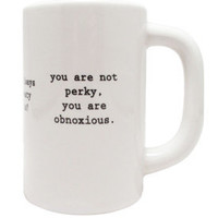 Intervention-ware Mug 9 oz