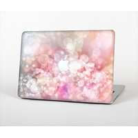 The Unfocused Pink Abstract Lights Skin Set for the Apple MacBook Air 13""