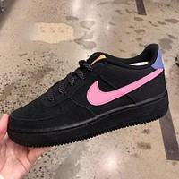 NIKE AIR FORCE 1 men's and women's low-top casual sneakers shoes