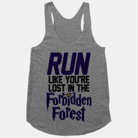Run Like You're Lost In The Forbidden Forest
