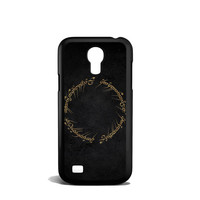 Lord of the Rings Circle Script Samsung Galaxy S4 Mini Case