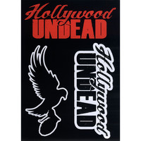 Hollywood Undead - Sticker