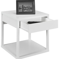 Altra Parsons End Table with Drawer | Overstock.com Shopping - The Best Deals on Coffee, Sofa & End Tables