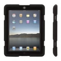 Griffin GB35108 Survivor Extreme-duty Military case for iPad 4/3 (4th Generation), iPad 3 and iPad 2, Black
