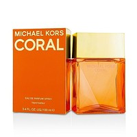 Coral Eau De Parfum Spray - 100ml-3.4oz