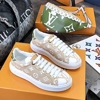 【Louis Vuitton】LV Fashion casual shoes