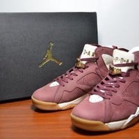 "Air Jordan 7 ""Cigar"" Basketball Shoes"