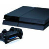 Sony PlayStation 4 (PS4) - 500 GB Jet Black Console
