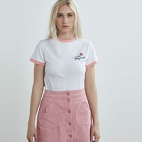 Lazy Oaf Potty Mouth T-shirt - Everything - Categories - Womens