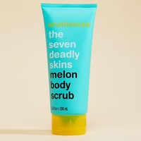 Anatomicals The Seven Deadly Skins Melon Body Scrub at asos.com