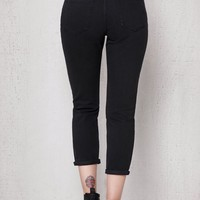 PacSun Graphite Mom Jeans at PacSun.com