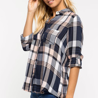 Alessia Plaid Shirt