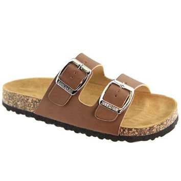 Chestnut Sandal - Girls