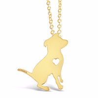 Dog Necklace for Dog Lovers