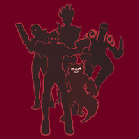 Guardians Of The Galaxy Red T-Shirts & Hoodies