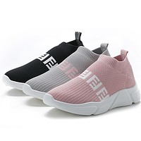 Fendi FF Leisure sports shoes