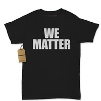 We Matter Equal Rights Womens T-shirt