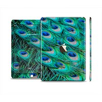 The Neon Multiple Peacock Skin Set for the Apple iPad Pro