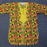 Kente Men's Dashiki