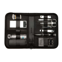 """14 Pieces Manicure & Grooming Set with """"Mach 3"""" Razor and Refills"""