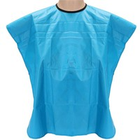 Kid Waterproof Salon Hair Cutting Barbers Gown Apron