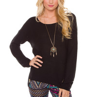 Olympia Sweater - Black