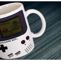 Gameboy Pokemon Coffee Mug
