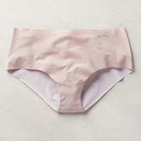 Calvin Klein Underwear Invisible Hipsters in Neutral Motif Size: M Intimates