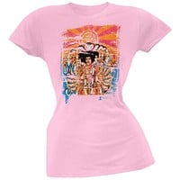 Jimi Hendrix - Axis Juniors T-Shirt