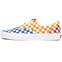 Checkerboard Era Sneakers Multi / True White