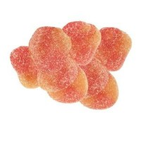 Haribo Peaches Bulk 1/2 lb