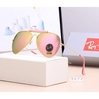 RayBan Ray-Ban Classic Women Casual Sun Shades Eyeglasses Glasses Sunglasses 4#