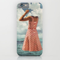 FLOAT iPhone & iPod Case by Beth Hoeckel Collage & Design