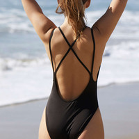 Out From Under Scoop Back One-Piece Swimsuit - Urban Outfitters